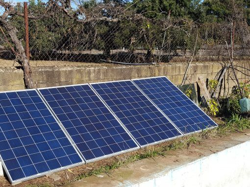 Instalación Fotovoltaica Jerez de los Caballeros