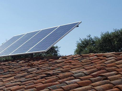 Instalación Fotovoltaica Segura de León