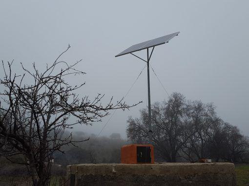Bombeo Solar Burguillos del Cerro