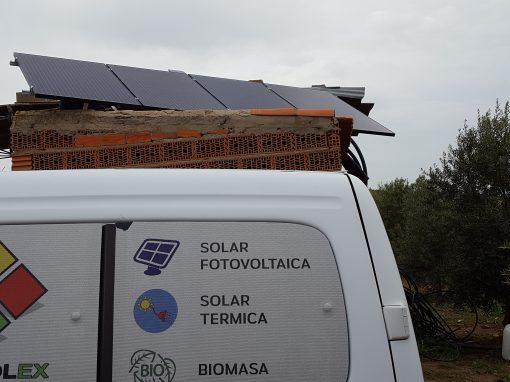 Bombeo Solar en Valle de la Serena