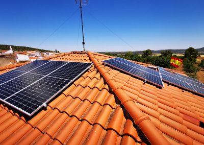Autoconsumo fotovoltaica en San Jorge de Alor