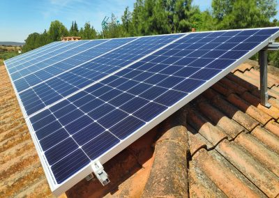 Instalación Fotovoltaica de autoconsumo en Zafra