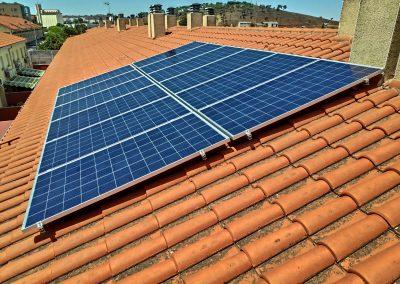 Instalación fotovoltaica de autoconsumo en Cáceres